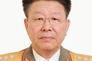 Triều Tiên thay tướng