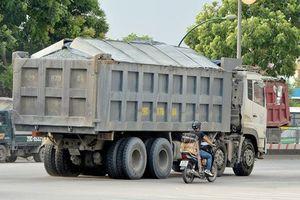 Tháng 7, xử lý 1.675 xe chở quá tải trọng, tước 560 giấy phép lái xe