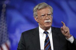 Cố vấn Nhà Trắng Bolton kêu gọi Triều Tiên thực hiện gỡ bỏ vũ khí hạt nhân