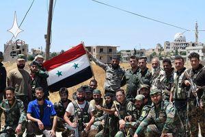 Quân đội Syria tấn công giải phóng Sweida, người Kurd kiểm soát toàn bộ vùng biên giới với Iraq