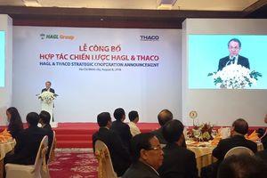 Ông Trần Bá Dương sẽ tái cơ cấu nợ HAGL, Thaco phát triển giai đoạn 2 dự án HAGL Myanmar