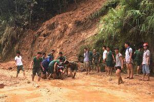 Tây Nguyên đứng trước nguy cơ ngập úng và sạt lở đất do mưa lớn kéo dài