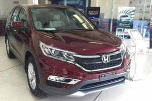 SUV 'ăn khách' CR-V của Honda Việt Nam từng bị triệu hồi do lỗi gì?