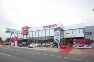 Nissan mở đại lý tiêu chuẩn 3S thứ 22 tại Việt Nam