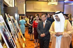Triển lãm tưởng nhớ nhà sáng lập đất nước UAE
