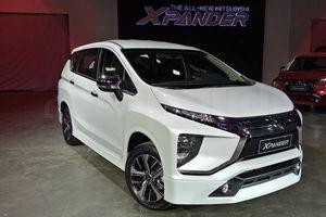 Xe giá 'mềm' Mitsubishi Xpander ra mắt tại Việt Nam vào chiều nay (8/8)