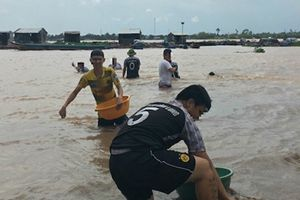 Cứu sống 2 nữ sinh, nam thanh niên bị đuối nước tử vong