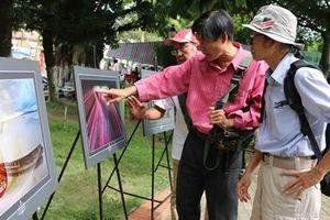 Khai mạc Liên hoan Ảnh nghệ thuật khu vực đồng bằng sông Cửu Long