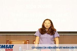 VKSND tối cao tập huấn Quy chế Quản lý đề tài khoa học, đề án