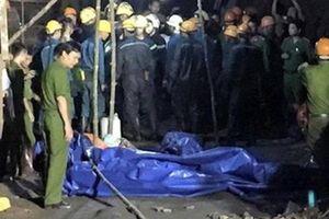 Nam công nhân ngành than tử vong trong đêm