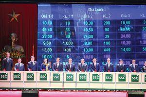 Gọi vốn ngoại vào thị trường chứng khoán Việt Nam
