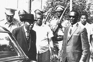 Francois Duvalier – 'Bác sĩ thần chết'