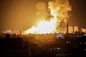 Hamas – Israel liên tiếp dội hỏa lực trực diện