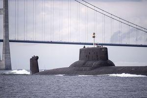 Nga phát triển lò phản ứng hạt nhân vĩnh cửu cho tàu ngầm