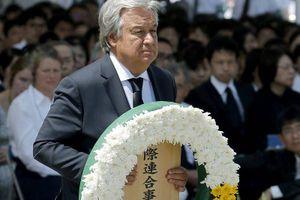 Nagasaki tưởng niệm 73 năm ngày Mỹ ném bom nguyên tử
