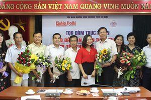 Tọa đàm trực tuyến về 'Bảo đảm ATTP bếp ăn tập thể tại các khu công nghiệp trên địa bàn Hà Nội'