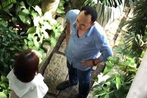 Video - Thu Trang, Tiến Luật tranh cãi nảy lửa