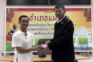Thái Lan cấp quyền công dân cho 4 thành viên vô quốc tịch của đội bóng nhí