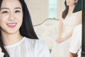 Kim Tae Hee đổi khác bất ngờ sau 1 năm sinh con cho chồng trẻ