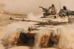 Quân đội Syria dốc toàn lực tấn công Sweida, IS liều chết chống cự