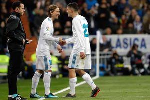 Real Madrid căng thẳng