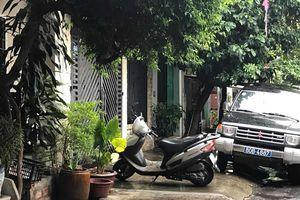 Đang khám xét nhà riêng nguyên Giám đốc Cty quản lý nhà Đà Nẵng