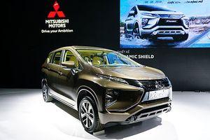 Cận cảnh Mitsubishi Xpander giá từ 550 triệu tại Việt Nam