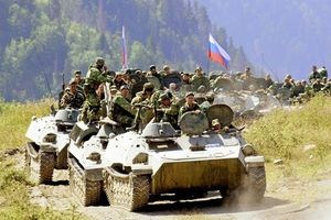 Chiến tranh Gruzia: Khi Quân đội Nga phô diễn sức mạnh tối thượng