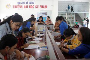 Đại học Sư phạm Đà Nẵng đón 2.700 tân sinh viên chính quy 2018 nhập học