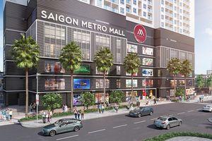 Những điểm đặc biệt của trung tâm thương mại Saigon Metro Mall