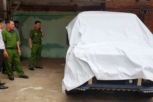 'Ông hoàng việt dã' Mercedes-Benz G55 AMG gắn biển số đỏ 'lụi'