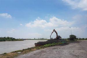 Băn khoăn việc tỉnh Hải Dương cho xây cảng tại khúc cua trên sông