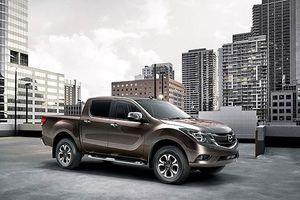 Trường Hải ra mắt bán tải Mazda BT-50 mới