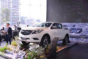 Mazda BT-50 chính thức ra mắt, giá từ 655 triệu đồng