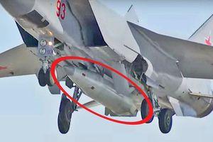 Nga lần đầu phô diễn toàn lực tên lửa 'bất khả chiến bại' Kinzhal?