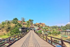 Thái Lan: Những ngôi làng cổ tích là có thật