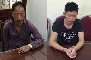 Khởi tố 2 đối tượng người Trung Quốc trói nhân viên cây xăng cướp tiền