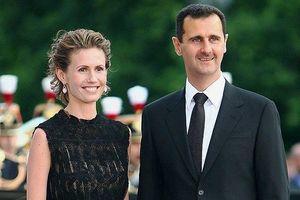 Phu nhân xinh đẹp của Tổng thống Syria Assad lâm trọng bệnh