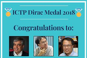 Giáo sư Việt Nam giành Huy chương Vật lý quốc tế Dirac 2018
