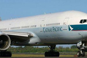Cathay Pacific lỗ hơn 30 triệu USD trong nửa đầu 2018