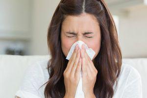 Cách bảo vệ mũi trong thời tiết chuyển mùa