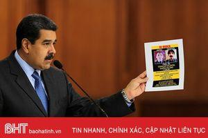 Thế giới ngày qua: Venezuela công bố bằng chứng về vụ mưu sát Tổng thống Maduro