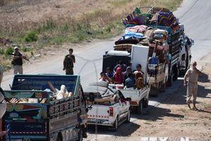 SOHR: Quân đội Syria mở đường cho cuộc tấn công tại tỉnh Idlib