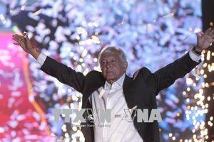 Ông López Obrador chính thức được công nhận là Tổng thống đắc cử