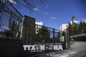 Nga chỉ trích Mỹ áp đặt các biện pháp trừng phạt mới