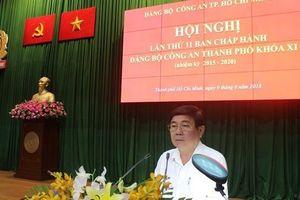 Chủ tịch Nguyễn Thành Phong: Tội phạm hình sự tại TP.HCM ngày càng giảm