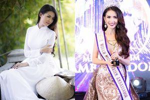 Phan Thị Mơ: Từ cô sinh viên khoa du lịch đến tân Hoa hậu 'Đại sứ Du lịch Thế giới'