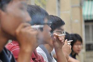 Hút thuốc lá thụ động: Nguy cơ mắc bệnh cao