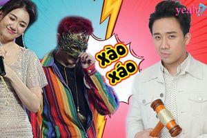 Hari Won từng thừa nhận là 'biểu tượng mê trai' lần này 'mượn cớ' kiếm cơm để cởi áo cho thành viên Zero 9 trước mặt Trấn Thành