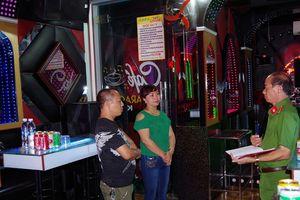 Phạt 5 cơ sở kinh doanh karaoke không phép